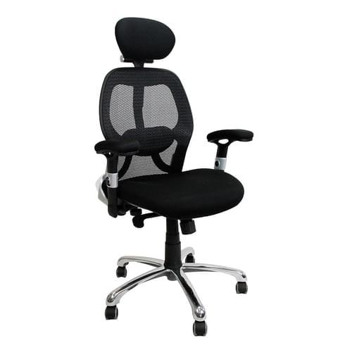 BAK Ergonomic 24 Hour High Back Mesh Chair