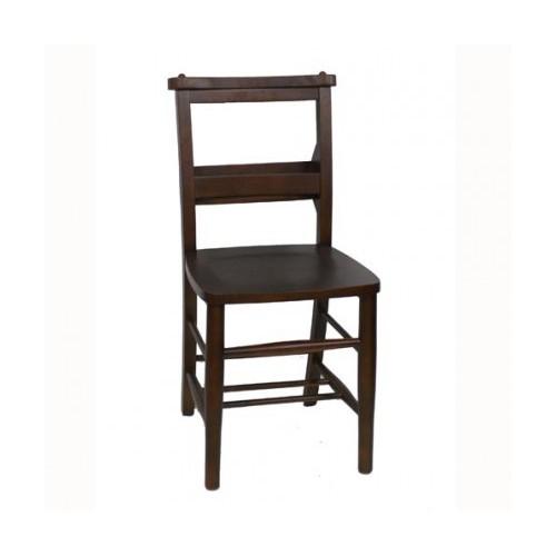 BAK Church Dining Chair - Walnut