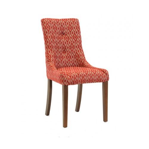 BAK Button Dining Chair
