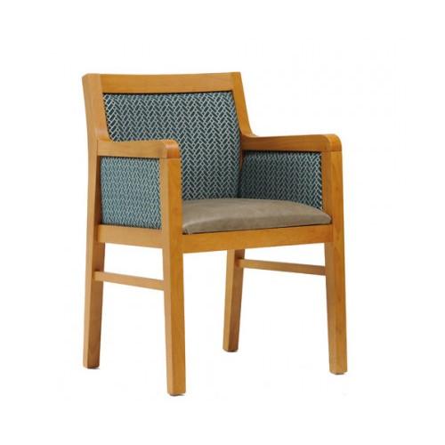 BAK Chapter Padded Dining Chair   BAK-06-04   BAK