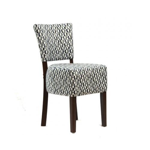 BAK Logan Padded Dining Chair