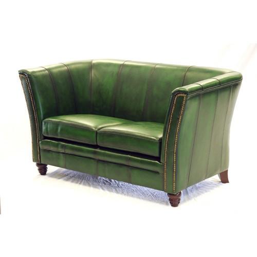 BAK Fenton Two Seater Leather Sofa
