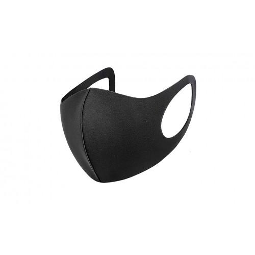 Black Reuseable Washable Face Mask | BFD-FM | BAK