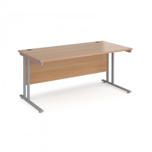 Maestro 25 800mm deep straight office desks | MC800 | Dams International