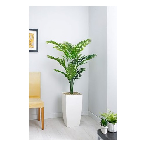 Paradise Palm Floor Standing Planter