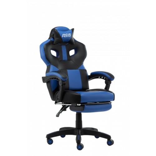 BAK Series 2 Gaming Chair - Blue