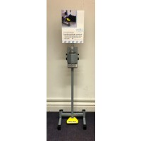 Foot Pedal Operated Hand Sanitiser Stand