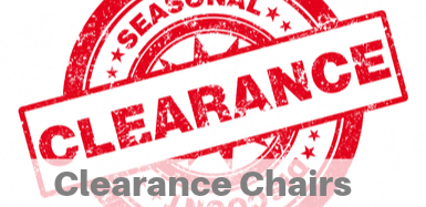 Clearance Chairs