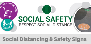 Social Distancing and Signage