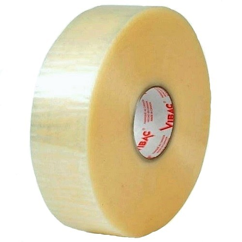 Polypropylene Clear Machine Low Noise Packing Tape (75mmx990m) roll