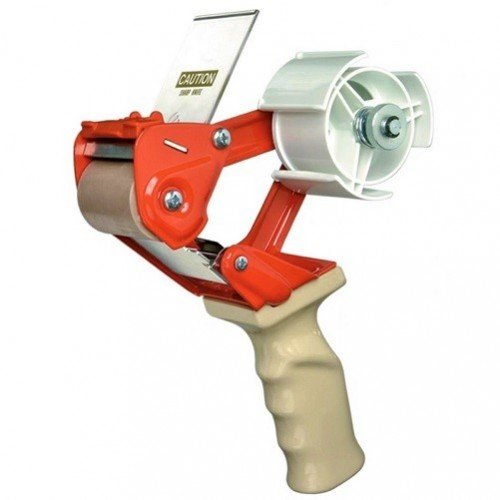 "Premium Metal Tape Dispenser Gun (for 2"" / 50mm tapes)"