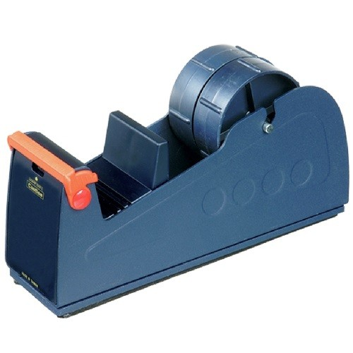 "Non-slip Bench Tape Dispenser (for 2"" / 50mm tapes or 2 x 1"" / 25mm tapes)"