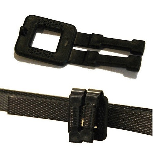 Polypropylene Plastic Strapping Buckles (12mm) 1000/box