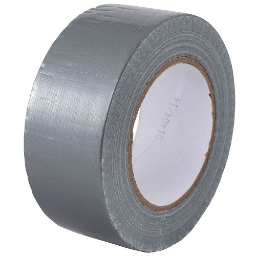 Silver Gaffer Water Resistant Packing Tape 50mmx50m roll