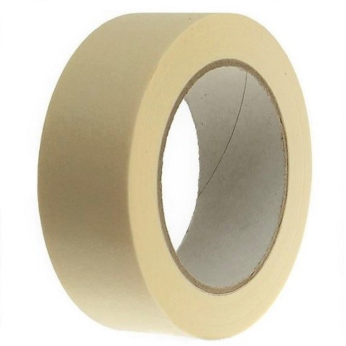 General Purpose Contract Masking Tape (50mmx50m) 1 roll