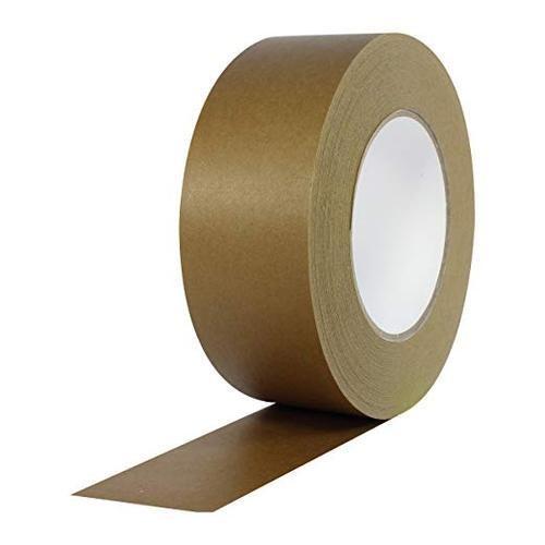 Tape Kraft Paper Self Adhesive 50mm x 66m Roll