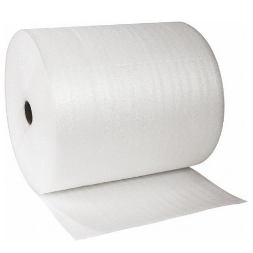Thin Foam Polyethylene Roll (750mmx2.5mmx120m)