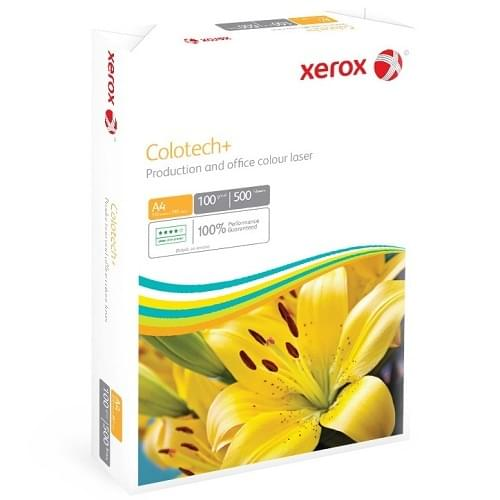 Xerox Colotech A4 100gsm White Paper  Ream 500