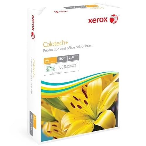 Xerox Colotech A4 160gsm White Paper  Ream 250