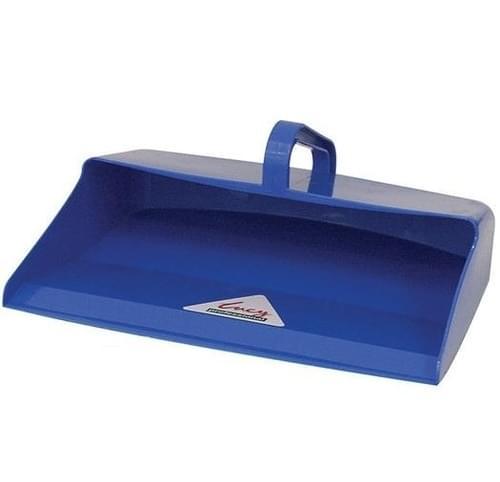 Dustpan and Brush Set Closed Plastic