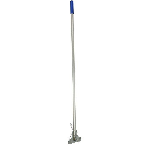 Mop Handle Aluminium Blue with Kentucky Fitting
