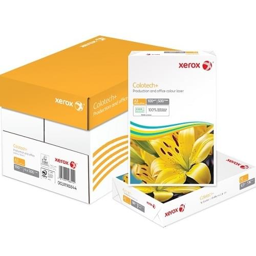 Xerox Colotech A3 100gsm White Paper  Ream 500