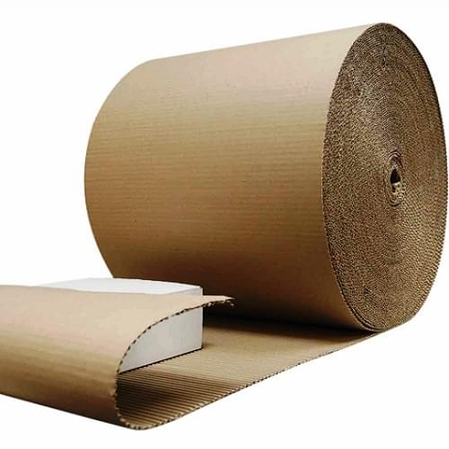 Corrugated Cardboard Roll (650mmx75m)