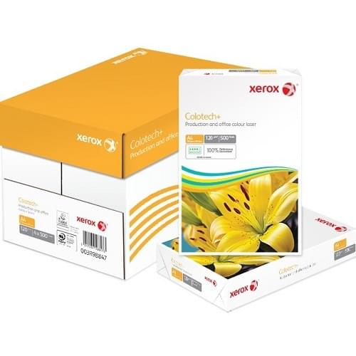 Xerox Colotech A4 120gsm White Paper  Ream 500