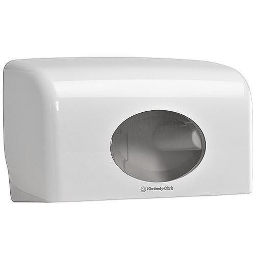 Standard Twin Toilet Paper Roll Dispenser