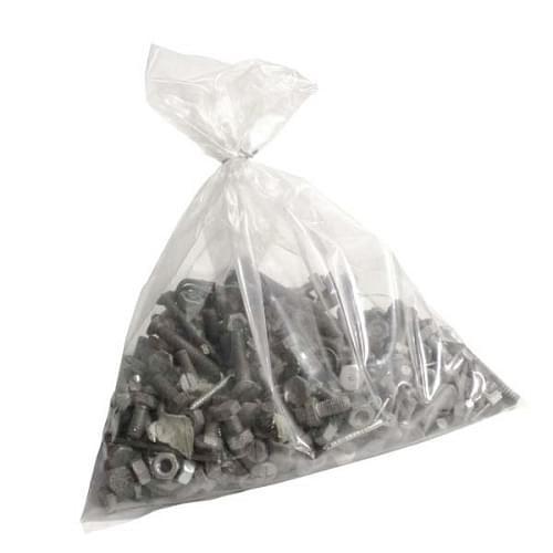 """Polythene Bag 5x7"""" 250g (127x178mm) 1000/pack"""
