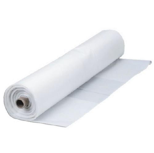 Polythene Centrefold Sheeting on a Roll (1m open to 2mx100m) 500g
