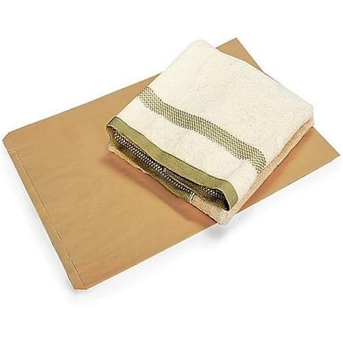 Strung Brown Paper Bag (480x530mm) 500/pack