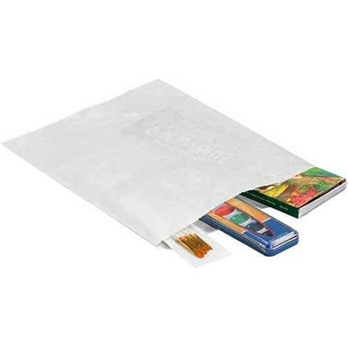 Strung White Paper Bag (215x215mm) 1000/pack