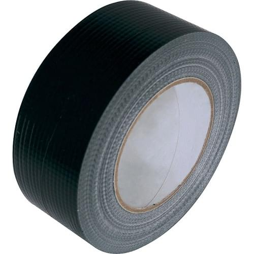 Black Gaffer Water Resistant Packing Tape 50mmx50m roll