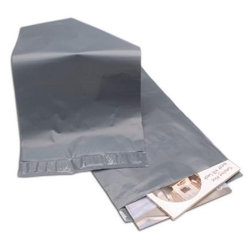 Mailing Bag Polythene Grey  (250x350mm) 1000/box