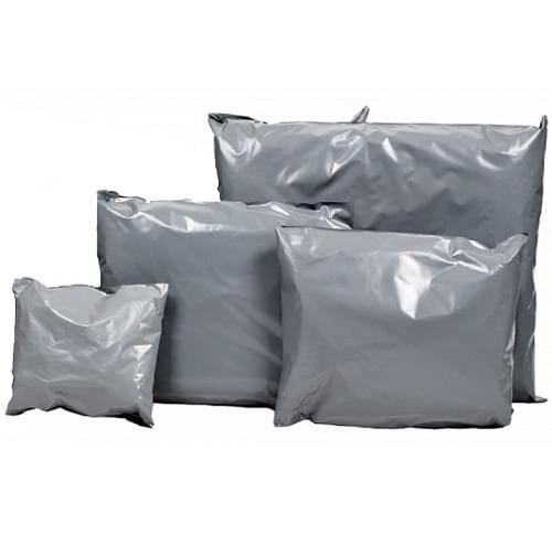 Mailing Bag Polythene Grey  (575x700mm) 200/box