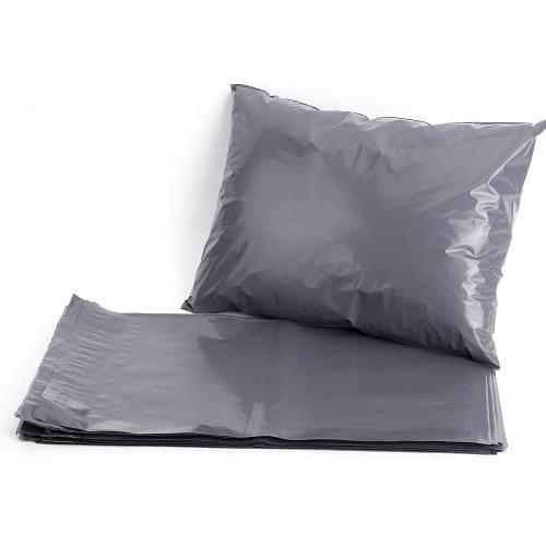Mailing Bag Polythene Grey  (525x600mm) 200/box