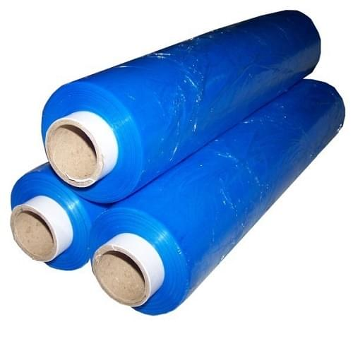 Pallet Wrap Blue blown  500mmx20mic roll