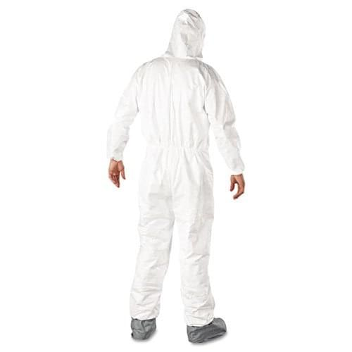 Kleenguard Hooded Coverall Disposable SMS Fabric  XXL