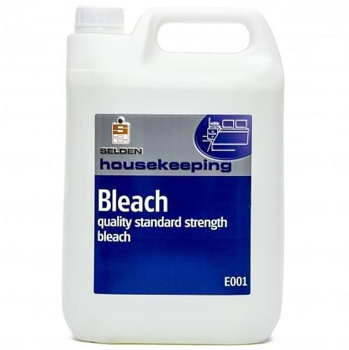 Contract Industrial Bleach Standard  5ltr