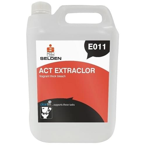 Contract Thick Industrial Bleach  5ltr