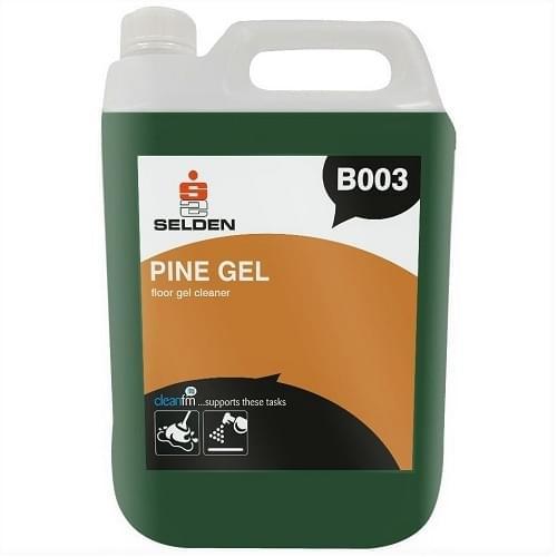 Contract Floor Gel Pine  5ltr