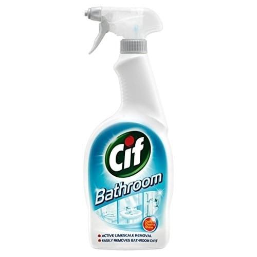 Cif Washroom Cleaner Trigger Spray  750ml