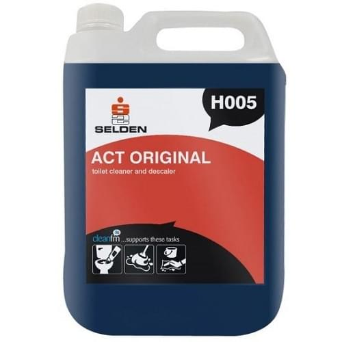 Contract Toilet Cleaner  5ltr