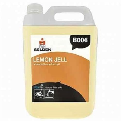 Contract Lemon Jell Floor Cleaner   5ltr