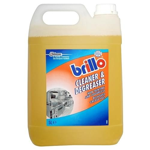 Brillo Multi Purpose Degreaser  5ltr