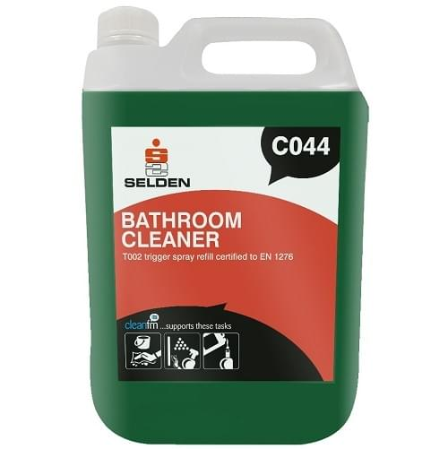 Contract Washroom Cleaner Bacterial Foam  5ltr