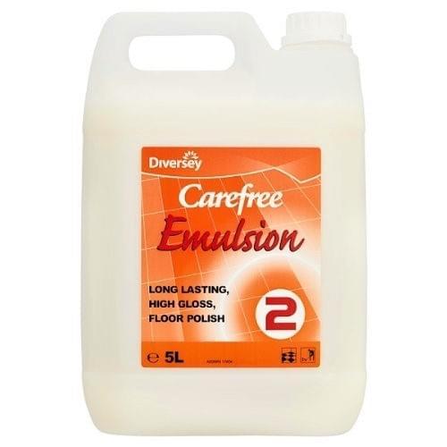 Carefree Floor Polish Emulsion  5ltr
