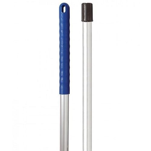 Mop Handle Aluminium with Blue Socket