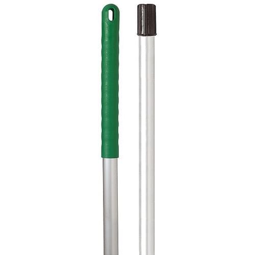 Mop Handle Aluminium with Green Socket